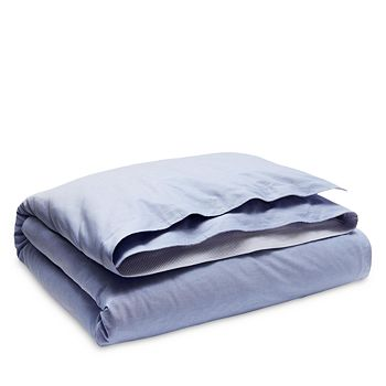 Ralph Lauren - Oxford Reversible Cotton Duvet Cover, Twin