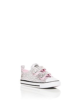 Converse - Girls' Chuck Taylor All Star She's A Star Low Top Sneakers - Toddler, Little Kid, Big Kid