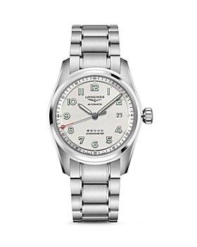 Longines - Spirit Stainless Steel Bracelet Watch, 40mm