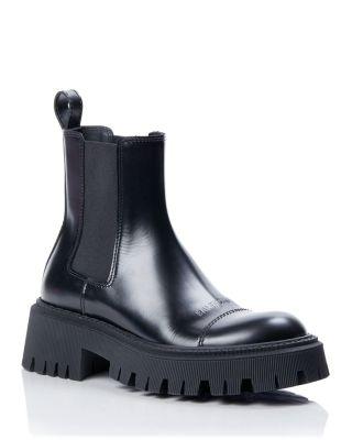 Balenciaga Women's Tractor Boots
