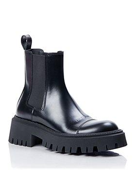 Balenciaga - Women's Tractor Boots