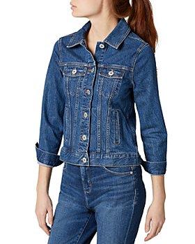 JAG Jeans - Kiara Classic Jean Jacket in Greenwich