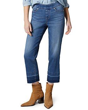 JAG Jeans - Lewis Released Hem Straight Leg Jeans in Gramercy