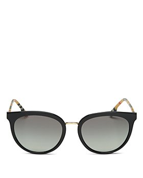 Burberry - Women's Round Sunglasses, 54mm
