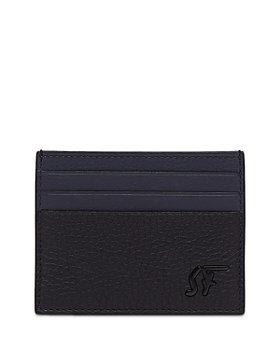 Salvatore Ferragamo - Signature Leather Cardholder