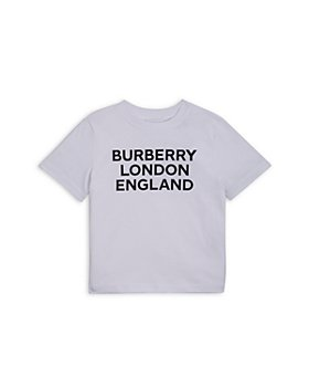 Burberry - Unisex Logo Tee - Little Kid, Big Kid