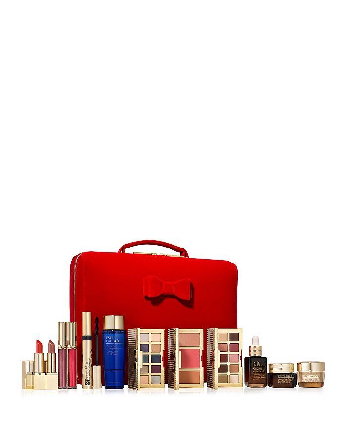 Estée Lauder - 33 Beauty Essentials Gift Set ($455 value) for $60 with any Estée Lauder purchase!