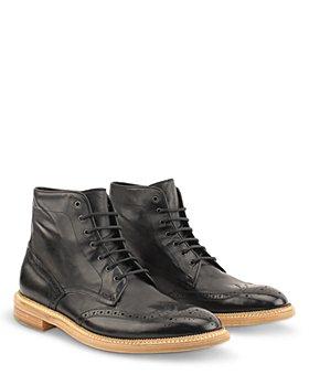 Gordon Rush - Men's Max Lace Up Wingtip Boots