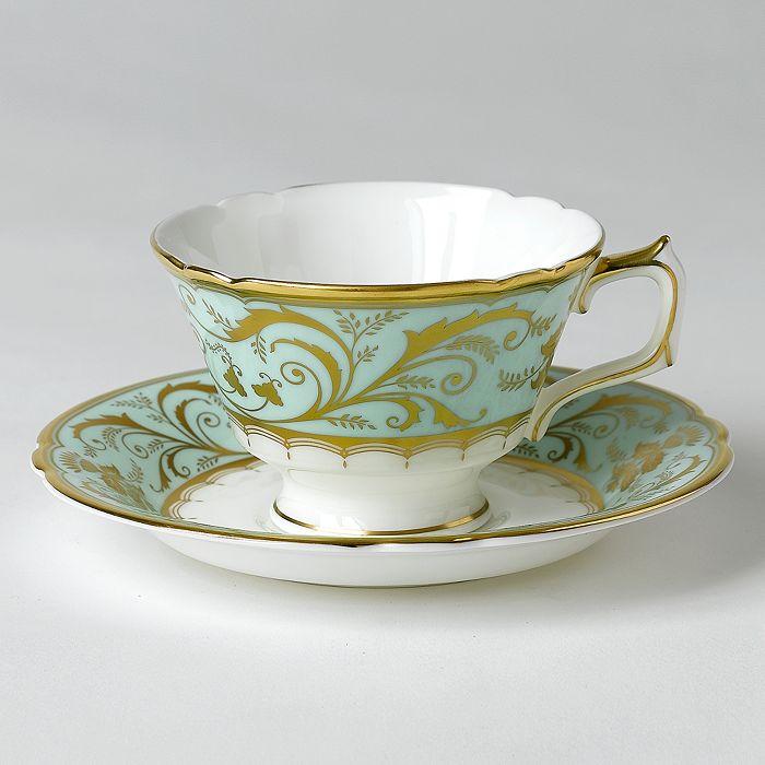 """Royal Crown Derby - """"Darley Abbey"""" Tea Cup"""