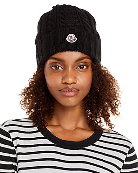 Moncler - Berretto Cable Knit Beanie