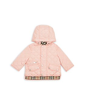 Burberry - Girls' Lucca Quilted Jacket - Baby