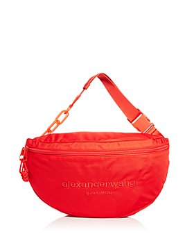 Alexander Wang - Attica Gym Oversized Belt Bag