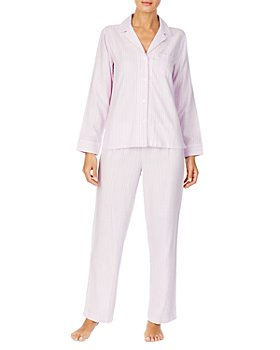 Ralph Lauren - Long Sleeve Pajama Set