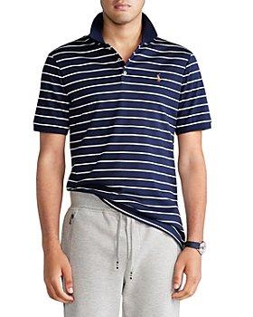 Polo Ralph Lauren - Striped Stretch Classic Polo