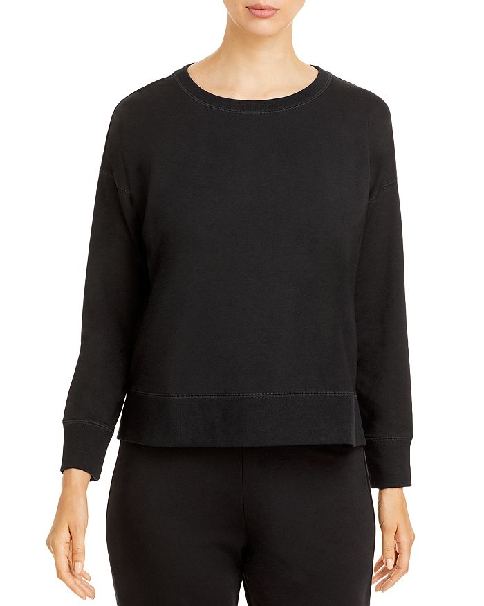 Eileen Fisher Petites - Crewneck Sweatshirt