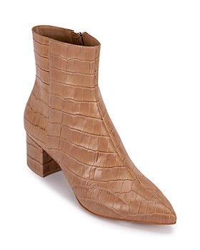 Dolce Vita - Women's Bel Block-Heel Ankle Booties