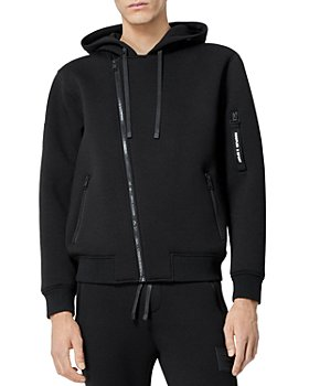 The Kooples - Asymmetrical Zip Hoodie