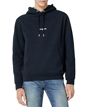 The Kooples - Cotton Logo Hoodie