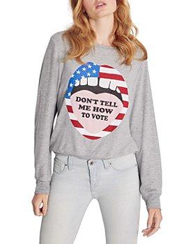 WILDFOX - Vote Graphic Sweatshirt