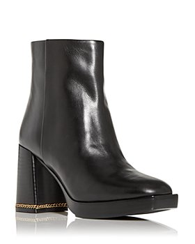 Tory Burch - Women's Ruby High Block Heel Booties