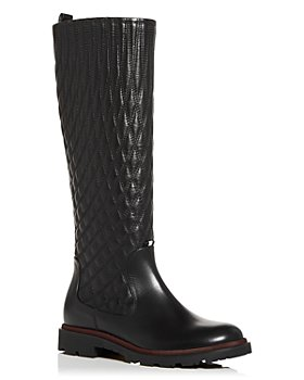 Bally - Women's Ginnie Quilted Tall Boots