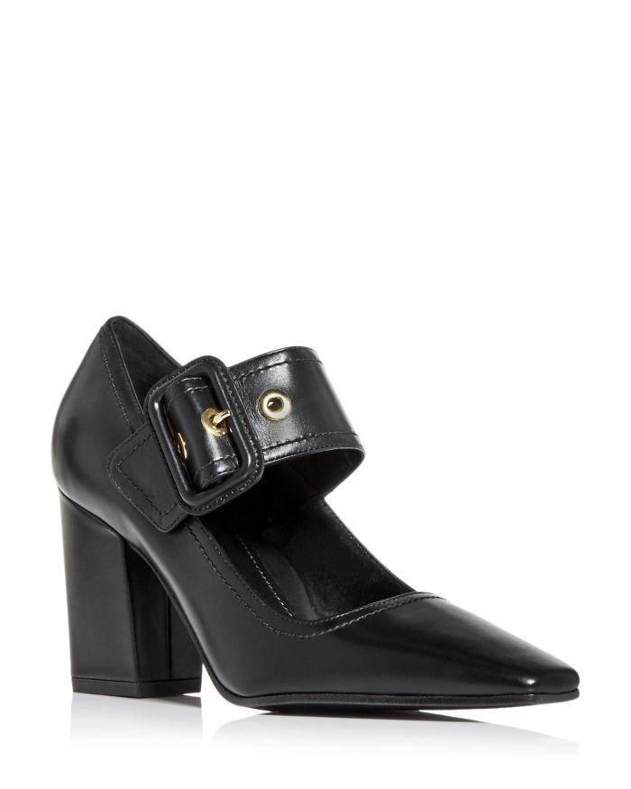 MARION PARKE Women's Waverly Mary Jane Block Heel Pumps  | Bloomingdale's