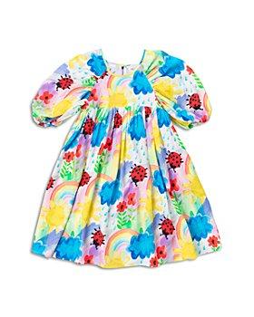 Stella McCartney - Girls' Watercolor Print Dress - Little Kid