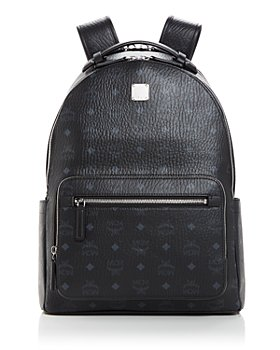 MCM - Stark Visetos Logo Monogram Backpack