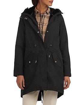 Barbour - Perthshire Hooded Waterproof Jacket
