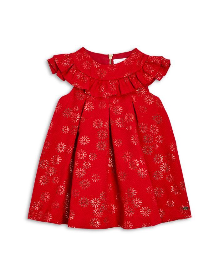 Tartine et Chocolat Girls' Ruffled Dress - Baby    Bloomingdale's