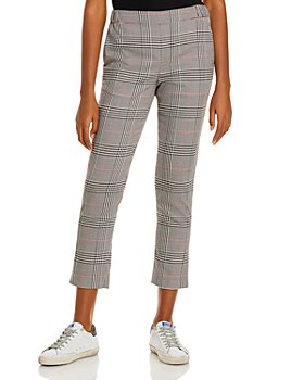 LINI - Gwen Plaid Pull-On Pants - 100% Exclusive