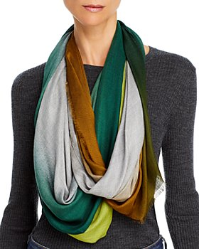 Fraas - Ombre Gradient Wrap Scarf - 100% Exclusive