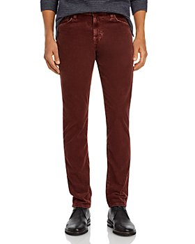 AG - Modern Slim Fit Jeans in 1 Year Sulfur Spiced Rum