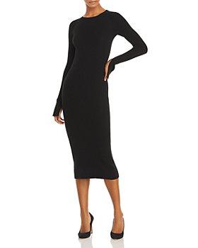 Andamane - Etta Ribbed Midi Dress