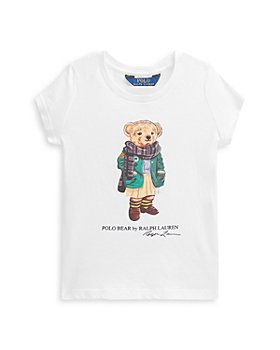 Ralph Lauren - Girls' Tee - Little Kid, Big Kid