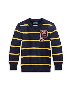 Ralph Lauren - Boys' Striped Sweater - Little Kid, Big Kid