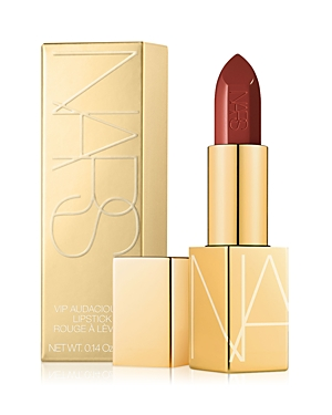 What It Is: A holiday-themed Audacious Lipstick in best-selling shades and limited-edition packaging. Swipe on style with this award-winning lipstick.