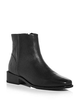 Frye - Women's River Block Heel Booties