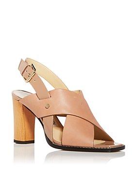 Jimmy Choo - Women's Aix 85 Criss Cross High Heel Sandals