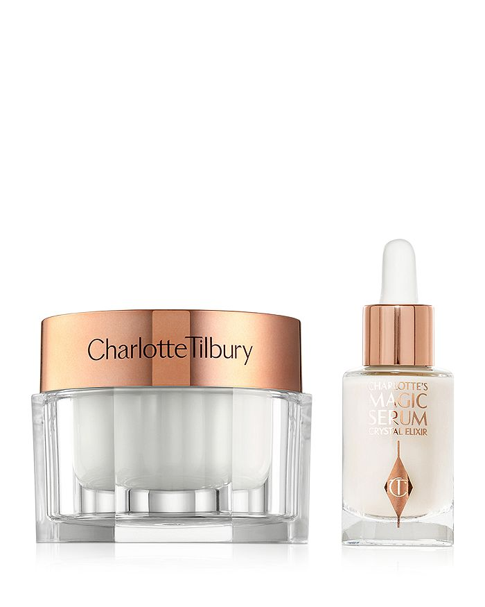 Charlotte Tilbury - Charlotte's Magic Skin Duo ($129 value)