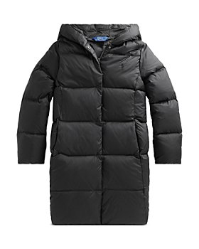 Ralph Lauren - Girls' Quilted Puffer Coat - Little Kid, Big Kid