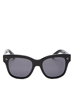 Oliver Peoples - Women's Melery Polarized Square Sunglasses, 54mm