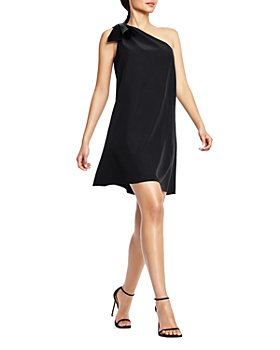 Aidan Mattox - Trapeze One Shoulder Cocktail Dress