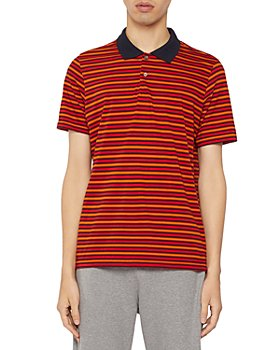 PS Paul Smith - Striped Polo Shirt