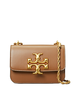 Tory Burch Eleanor Small Leather Convertible Shoulder Bag