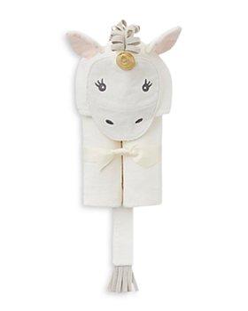 Elegant Baby - Unisex Unicorn Bath Wrap - Baby