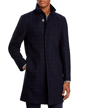 Theory - Belvin Kensington Plaid Coat - 100% Exclusive