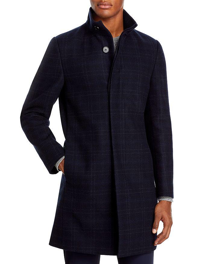 Theory - Belvin Kensington Plaid Coat - 100% Exclusive