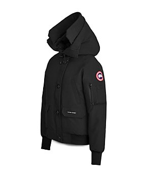 Canada Goose - Chilliwack Hooded Down Bomber Jacket
