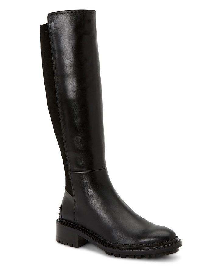Aquatalia - Women's Omara Weatherproof Stretch Leather Tall Boots
